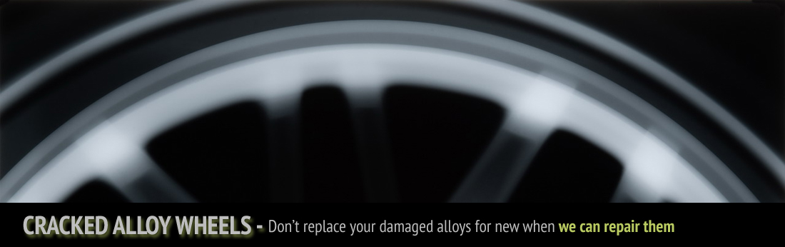 cracked alloy repairs