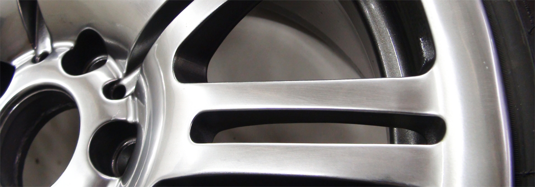 POWDER COAT ALLOY Wheel Repair Services